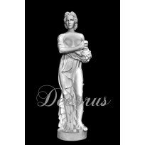 Статуя Четыре сезона ST-022 Декор из стекловолокна Decorus Lepnina-Sale.ru