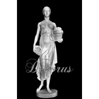 Статуя Четыре сезона ST-023 Декор из стекловолокна Decorus Lepnina-Sale.ru