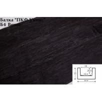 Балки из полиуретана Б4 (венге) (20,5*23*300) классика Уникс Lepnina-Sale.ru