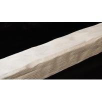 Балки из полиуретана Б9 (белая) (9*9*300) классика Уникс Lepnina-Sale.ru
