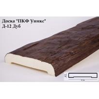 Доски из полиуретана Д-12 (Дуб) (12*2,5*200) Уникс Lepnina-Sale.ru