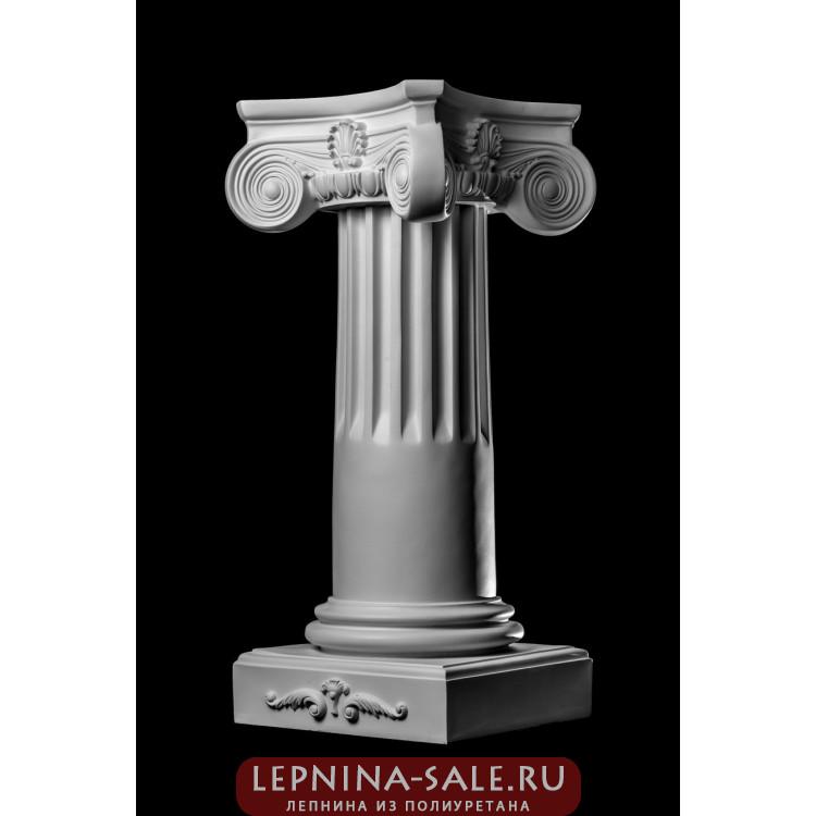 Пьедестал PT-001 Декор из стекловолокна Decorus Lepnina-Sale.ru