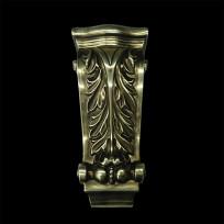Кронштейн KS-002 chrome bronze (Цвет белый 4932 руб.) Lepnina-Sale.ru