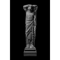 Статуя Атлант ST-008 Декор из стекловолокна Decorus Lepnina-Sale.ru