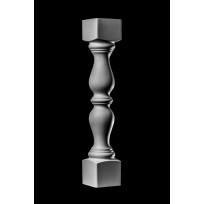 Балясина BL-004 Декор из стекловолокна Decorus Lepnina-Sale.ru