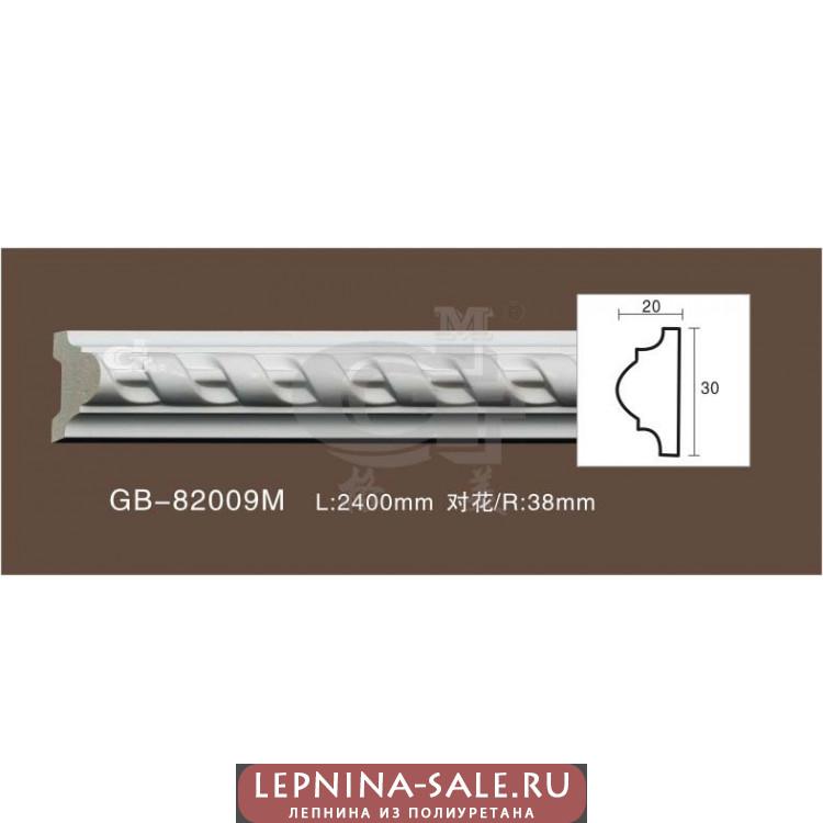 Молдинг из полиуретана с рисунком 82009-3- Artflex NEW Lepnina-Sale.ru