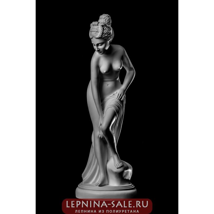 Статуя Купальщица ST-002 Декор из стекловолокна Decorus Lepnina-Sale.ru