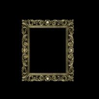 Рама для зеркала RM-003 chrome bronze ( Цвет: белый 39453 руб.) Lepnina-Sale.ru