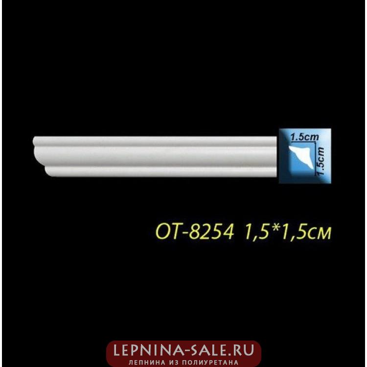 Потолочный карниз из дюрополимера OT-8254 Optima Lepnina-Sale.ru