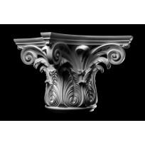 Капитель KP-500-001 Декор из стекловолокна Decorus Lepnina-Sale.ru
