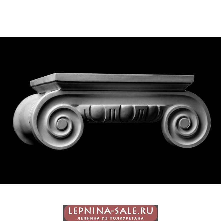Капитель KP-250-001 Декор из стекловолокна Decorus Lepnina-Sale.ru