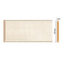 Панель C10-6 (размер 100х7х2400) цветная лепнина в интерьере Decomaster Lepnina-Sale.ru