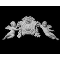 Медальон MD-001 Декор из стекловолокна Decorus Lepnina-Sale.ru