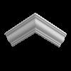 Карниз Ultrawood арт. CR 0021 (2440 х 46 х 46) Lepnina-Sale.ru