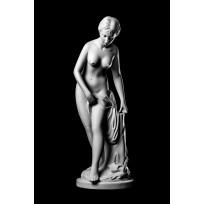 Статуя Натурщица ST-009 Декор из стекловолокна Decorus Lepnina-Sale.ru