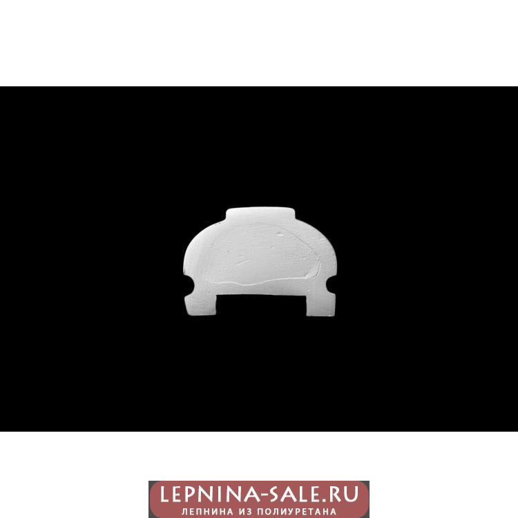 Перила PU-001 Декор из стекловолокна Decorus Lepnina-Sale.ru
