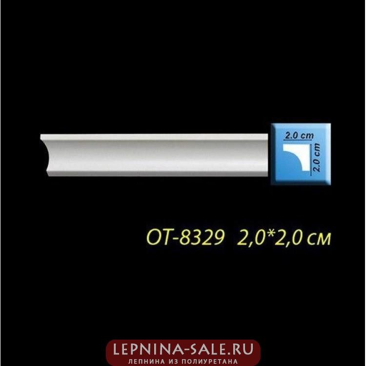 Потолочный карниз из дюрополимера OT-8329 Optima Lepnina-Sale.ru