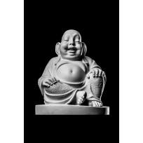 Статуя Маленький Будда ST-014 Декор из стекловолокна Decorus Lepnina-Sale.ru