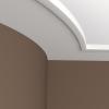Карниз 1.50.156 гибкий Европласт Угловой декор Lepnina-Sale.ru