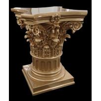 Пьедестал PT-013 Bronze Декор из стекловолокна Decorus Lepnina-Sale.ru