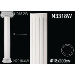 Декоративная колонна N3318W
