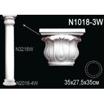 Декоративная колонна N1018-3W Lepnina-Sale.ru