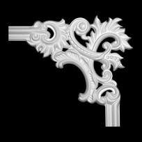 Угловой элемент из полиуретана 1.52.279 Европласт Lepnina-Sale.ru