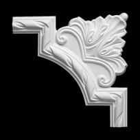 Угловой элемент из полиуретана 1.52.292 Европласт Lepnina-Sale.ru