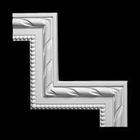 Угловой элемент из полиуретана 1.52.294 Европласт Lepnina-Sale.ru