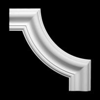 Угловой элемент из полиуретана 1.52.302 Европласт Lepnina-Sale.ru