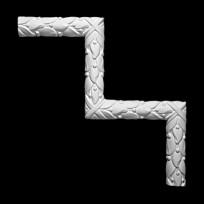 Угловой элемент из полиуретана 1.52.303 Европласт Lepnina-Sale.ru