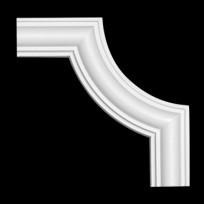 Угловой элемент из полиуретана 1.52.322 Европласт Lepnina-Sale.ru