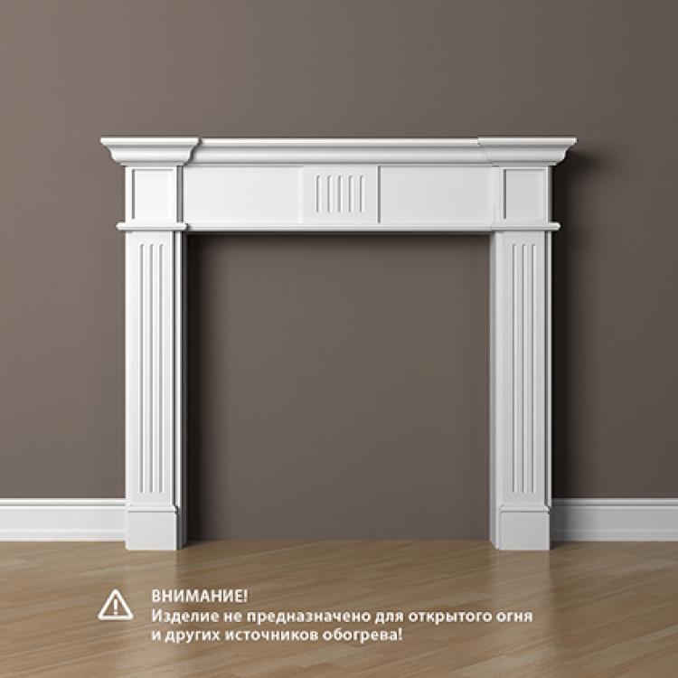 Элементы декоративного камина 1.64.005/004 Европласт Lepnina-Sale.ru