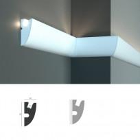 Tesori KD 304 - настенный молдинг для LED подсветки Lepnina-Sale.ru