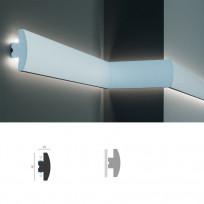 Tesori KD 505 - настенный молдинг для LED подсветки Lepnina-Sale.ru