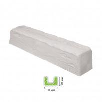 EQ 107 (3 м, белая) Балка декоративная Lepnina-Sale.ru