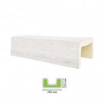 ED 502 (3 м, белая) Балка декоративная Lepnina-Sale.ru