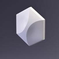 3D Панель Elementary HEKSA-twin E-0012 Artpole Lepnina-Sale.ru