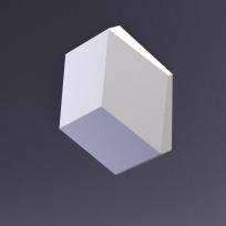3D Панель CUBE-solo E-0030 Artpole Lepnina-Sale.ru
