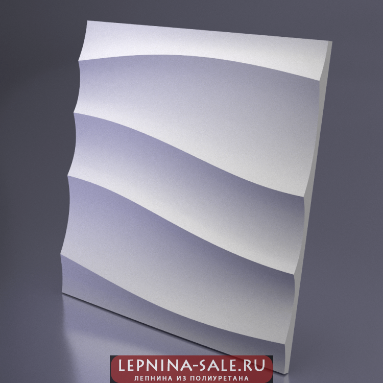 3D Панель SMOKE 2 D-005032-2 Artpole Lepnina-Sale.ru
