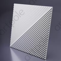 3D Панель FIELDS 1 platinum D-0008-1-pl Artpole Lepnina-Sale.ru