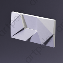 3D Панель Elementary ORIGAMI E-0001 Artpole Lepnina-Sale.ru
