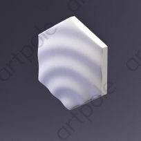 3D Панель Elementary HEKSA-drip E-0009 Artpole Lepnina-Sale.ru