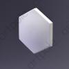 3D Панель Elementary HEKSA-alfa E-0003-platinum Artpole