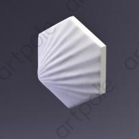 3D Панель Elementary HEKSA-shell E-0011 Artpole Lepnina-Sale.ru