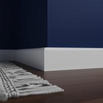 Плинтус Ultrawood арт. Base 5012 (2440 x 50 x 12 мм.) Lepnina-Sale.ru
