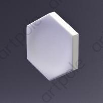 3D Панель Elementary HEKSA-big button E-0005 Artpole Lepnina-Sale.ru