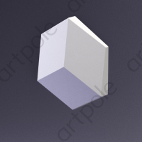 3D Панель Elementary CUBE-solo E-0021 Artpole Lepnina-Sale.ru