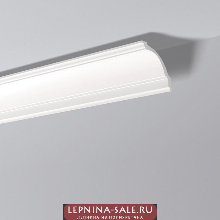 GP карниз Nomastyl NMC 100х100х2000 мм Lepnina-Sale.ru