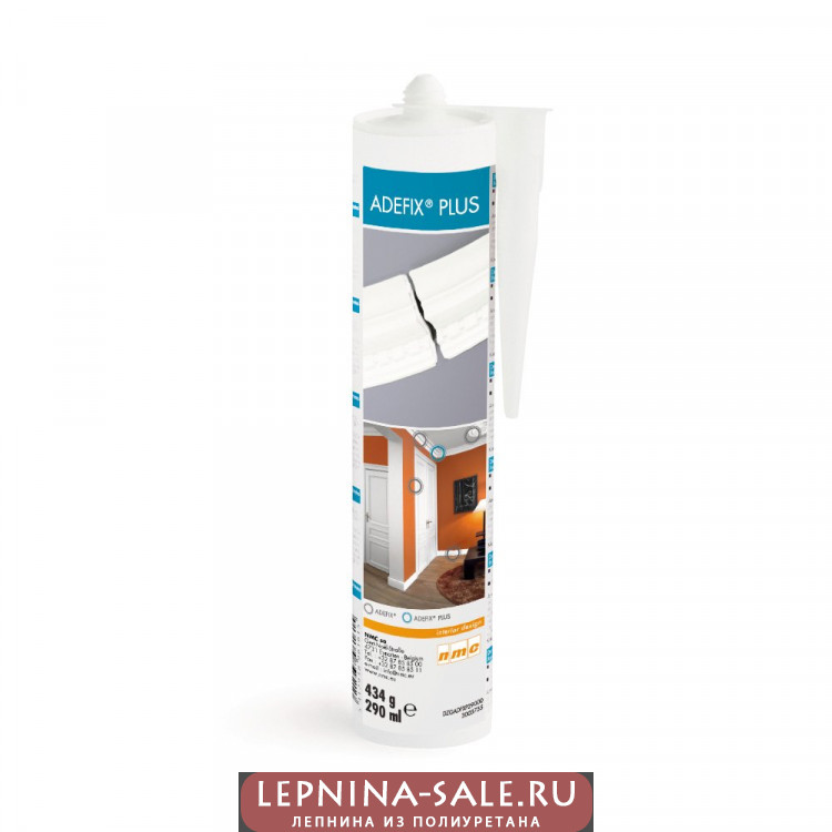 Клей для соединения между собой профилей WALLSTYL, ARSTYL Lepnina-Sale.ru
